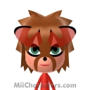 Amy Rose Mii Image by tigrana