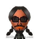 Snoop Dogg Mii Image by J1N2G