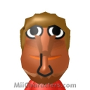 Mr. Snuffleupagus Mii Image by St. Patty