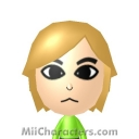 Toon Link Mii Image by CancerTurtle