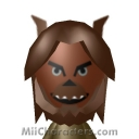 Werewolf Mii Image by St. Patty