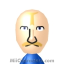 Alex Louis Armstrong Mii Image by PKdude