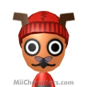 Tony Tony Chopper Mii Image by Boqueron