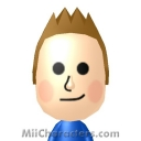 Claus Mii Image by NessFan