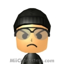 Bad Cop Mii Image by NessFan