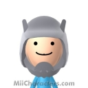Finn the Human Mii Image by metalsonic71