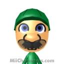 Luigi Mii Image by KeroStar
