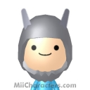 Finn the Human Mii Image by KeroStar