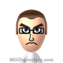 Angry Video Game Nerd Mii Image by Ultra