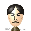 Mike Wolf Mii Image by Soldierino