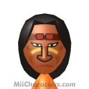 Native American Mii Image by Zombii