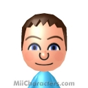 Steve (MineCraft) Mii Image by StealthElf