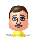Peter Kay Mii Image by wii349
