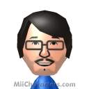 Markiplier Mii Image by IntroBurns