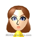 Princess Daisy Mii Image by MaverickxMM