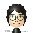 Harry Potter Mii Image by MaverickxMM
