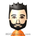 Kevin Smith Mii Image by MaverickxMM