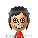 Monkey D. Luffy Mii Image by lalofifozx