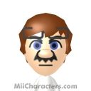 Dr. Mario Mii Image by CancerTurtle
