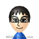 Spike Wess Mii Image by Dallenson