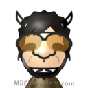 Wild Thing Mii Image by BrainWolf