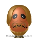 Scarecrow Mii Image by BrainWolf