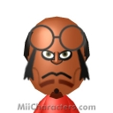 Hellboy Mii Image by BrainWolf