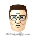 Hank Hill Mii Image by MaverickxMM