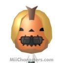Jack-o'-lantern Mii Image by BrainWolf