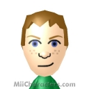 Patrick O'Boyle Mii Image by St. Patty