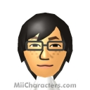 Hideo Kojima Mii Image by Arc of Dark