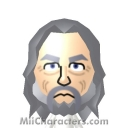 Gandalf the White Mii Image by MaverickxMM