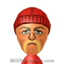 Hulk Hogan Mii Image by Dripples