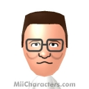 Hank Hill Mii Image by Dripples