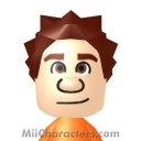 Wreck-It Ralph Mii Image by J1N2G