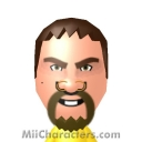 Ben Roethlisberger Mii Image by St. Patty
