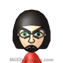 Ant-Man Mii Image by quibie