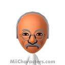 Mahatma Gandhi Mii Image by Techno Tater