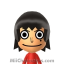 Monkey D. Luffy Mii Image by Ultra