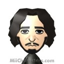 Jon Snow Mii Image by Luthien Frost