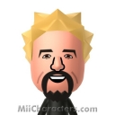 Guy Fieri Mii Image by Techno Tater