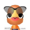 Tepig Mii Image by SpecsDoublade