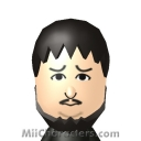 Samwell Tarly Mii Image by Luthien Frost