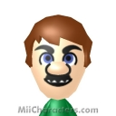 Luigi Mii Image by GamerTendo