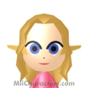 Princess Zelda Mii Image by 709956
