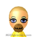 Toy Chica the Chicken Mii Image by EmsyWhimsy