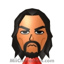 Roman Reigns Mii Image by OtheOtie
