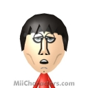 Howard Wolowitz Mii Image by originals