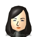 Megan Parker Mii Image by Hydra