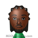 Kofi Kingston Mii Image by OtheOtie